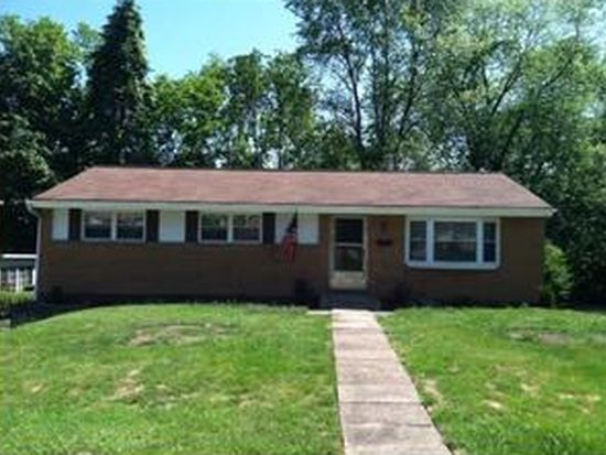 208 Mcalister Dr, Pittsburgh, PA 15235