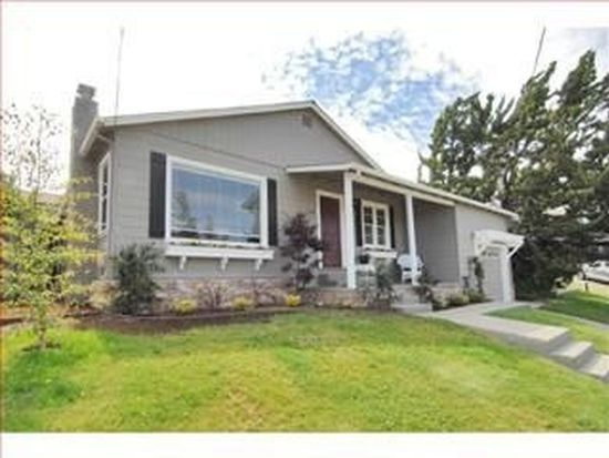 1148 Villa Ave, Belmont, CA 94002