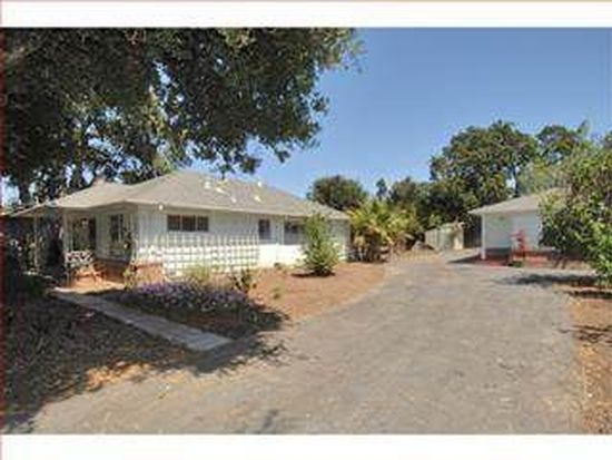 160 Amherst Ave, Menlo Park, CA 94025