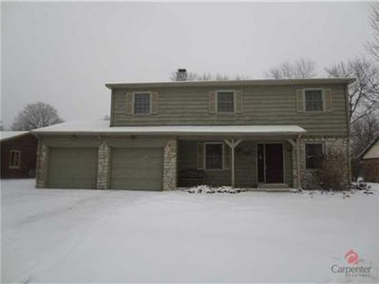 717 Haymount Dr, Indianapolis, IN 46241