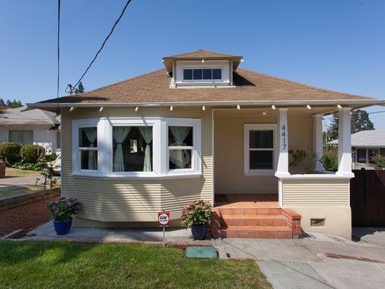 4417 Virginia Ave, Oakland, CA 94619