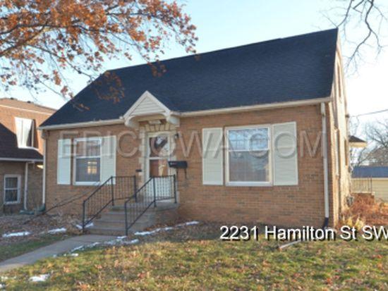 2231 Hamilton St SW, Cedar Rapids, IA 52404