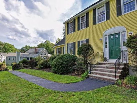 41 N Cross Rd, North Andover, MA 01845