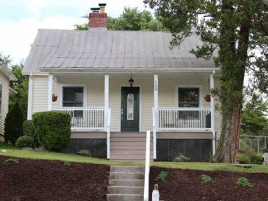 109 Evans St, Christiansburg, VA 24073