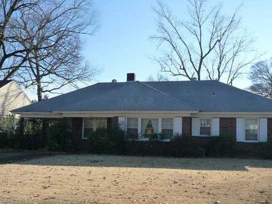 4963 Essexshire Ave, Memphis, TN 38117