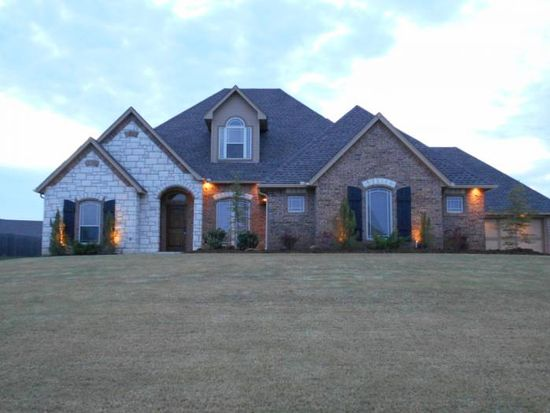 886 Silver Chase Dr, Choctaw, OK 73020