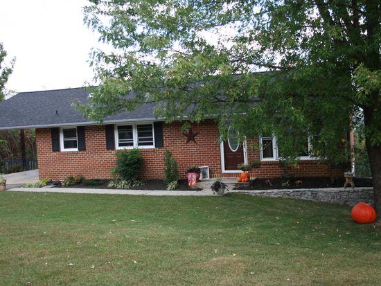 86 Berkshire Cir, Roanoke, VA 24019