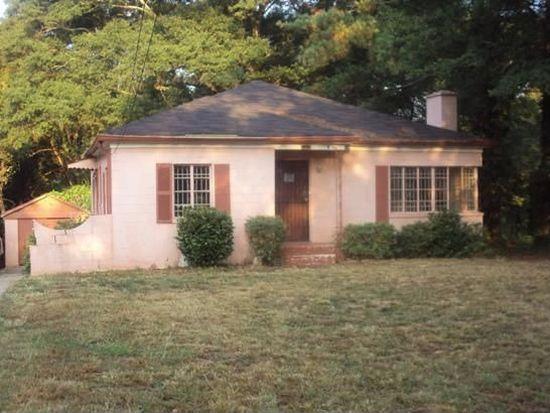 1557 Elleby Rd SE, Atlanta, GA 30315