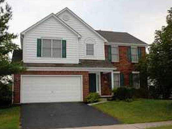 6387 Albany Gardens Dr, New Albany, OH 43054