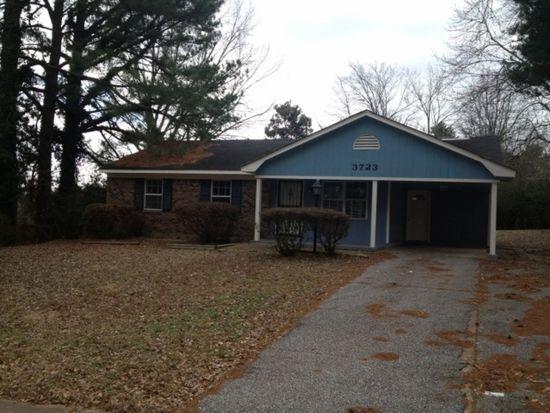 3723 Tessland Rd, Memphis, TN 38128
