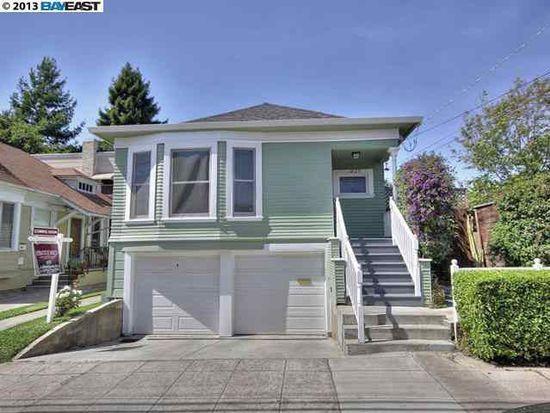 1827 Ward St, Berkeley, CA 94703