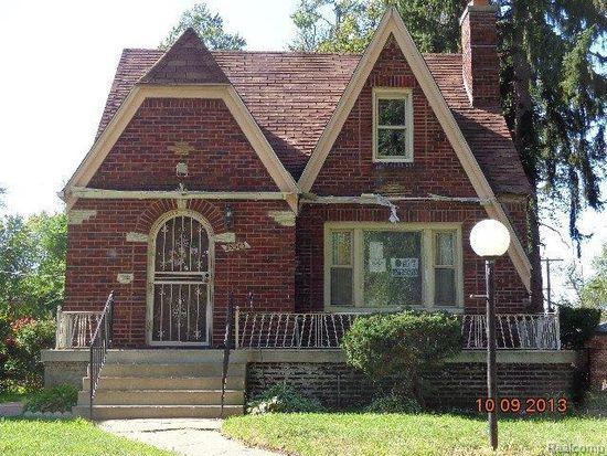 15505 Coyle St, Detroit, MI 48227