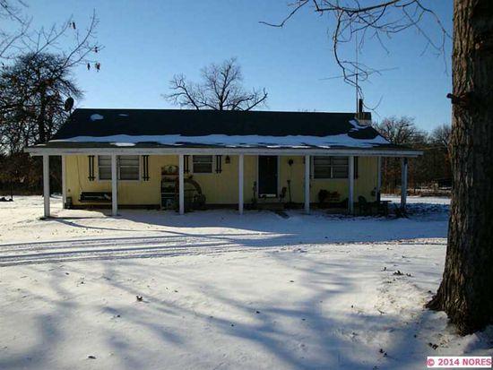 2502 S 4290 Rd, Big Cabin, OK 74332
