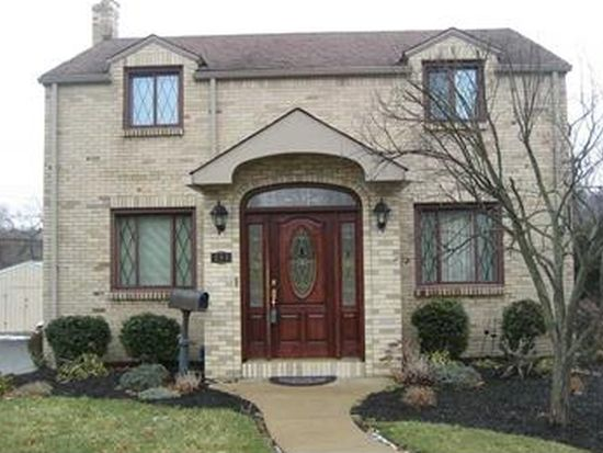 293 Orchard Spring Rd, Pittsburgh, PA 15220