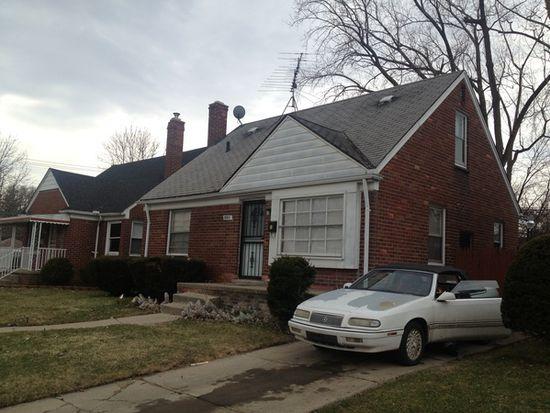 19911 Hubbell St, Detroit, MI 48235