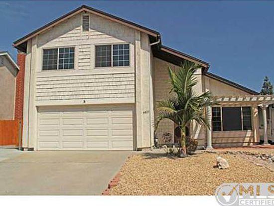 9823 Via Leslie, Santee, CA 92071