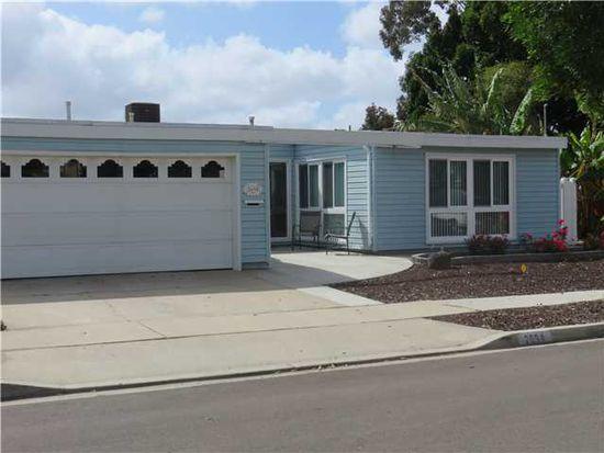 2694 Mobley St, San Diego, CA 92123