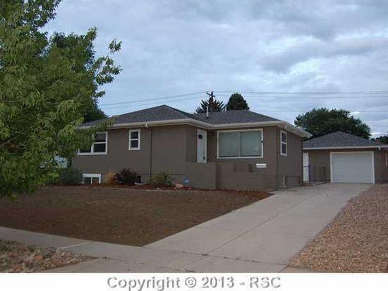 607 Pleasant St, Colorado Springs, CO 80904