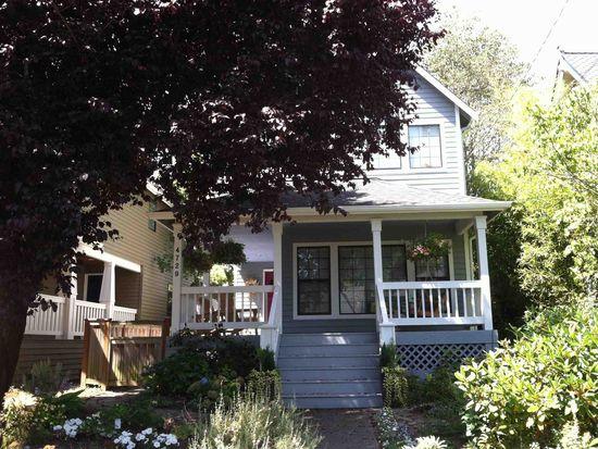 4729 38th Ave NE, Seattle, WA 98105