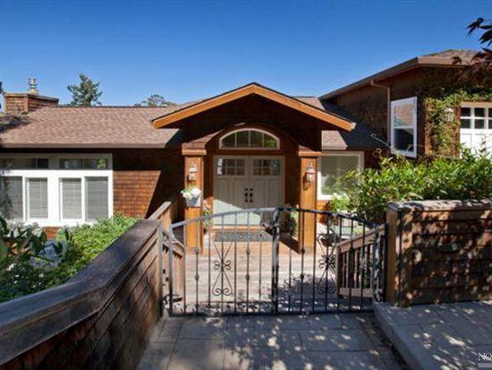 1010 Greenhill Rd, Mill Valley, CA 94941