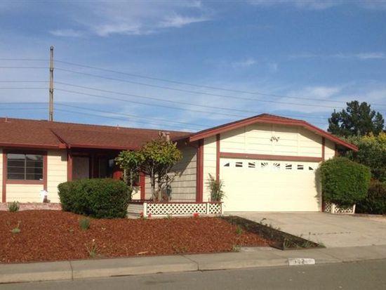 132 Hunter Ct, Vallejo, CA 94591