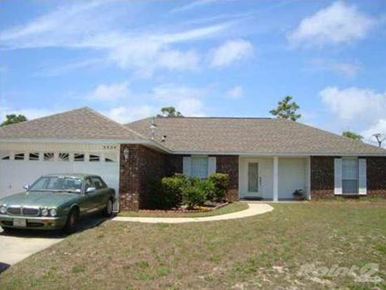 3324 Tiller Ct, Pensacola, FL 32507