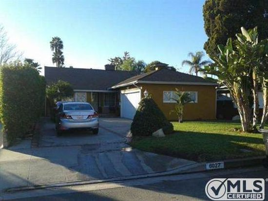 6027 Laurelgrove Ave, North Hollywood, CA 91606