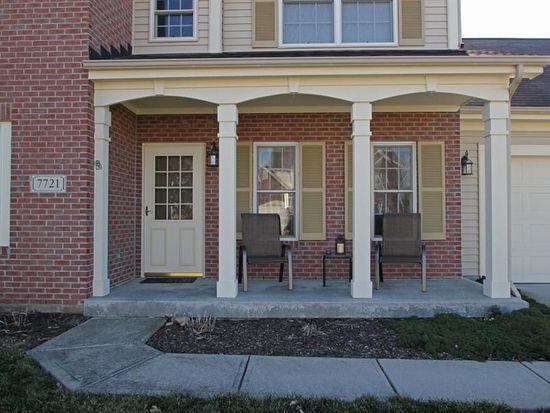 7721 Firethorn Ct, Brownsburg, IN 46112