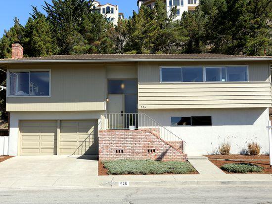 576 Crestmont Dr, Oakland, CA 94619