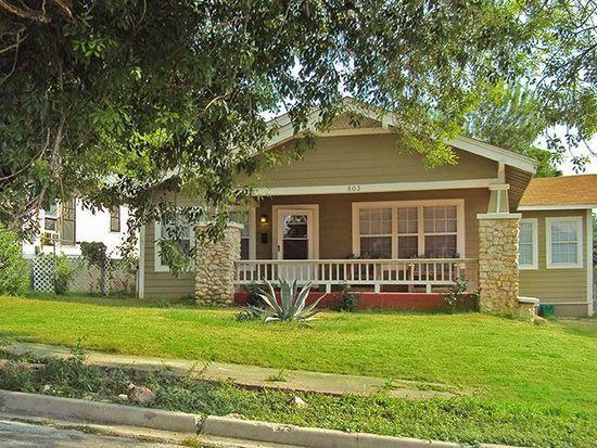 803 W Agarita Ave, San Antonio, TX 78212