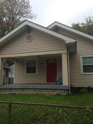 836 Tecumseh St, Indianapolis, IN 46201