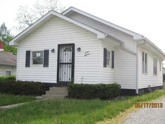 1218 S Biltmore Ave, Indianapolis, IN 46241