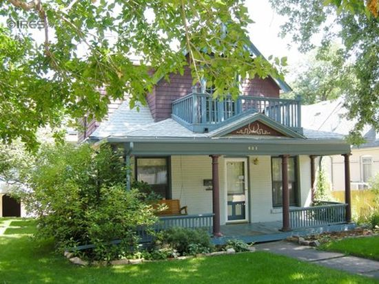 921 Maxwell Ave, Boulder, CO 80304