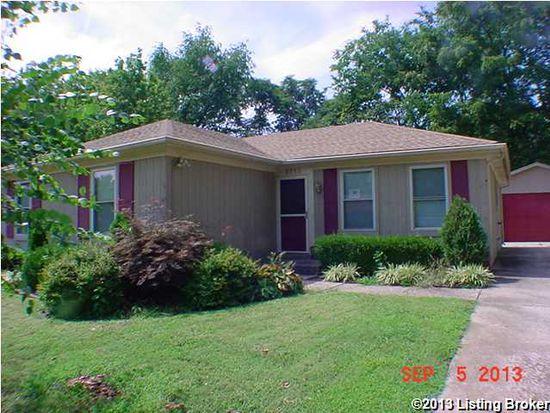 3712 Bartlett Ct, Louisville, KY 40218