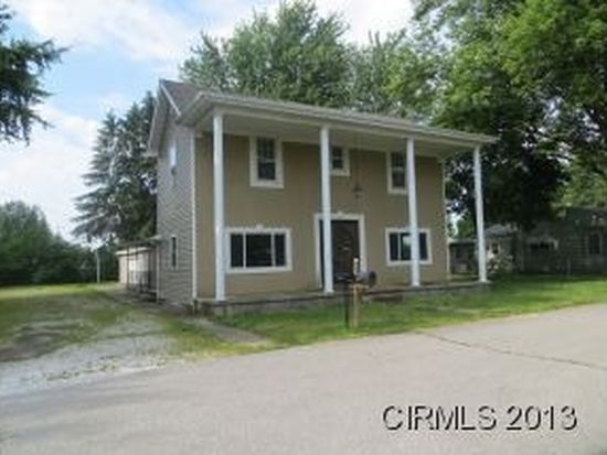 107 W Taylor St, Sims, IN 46986