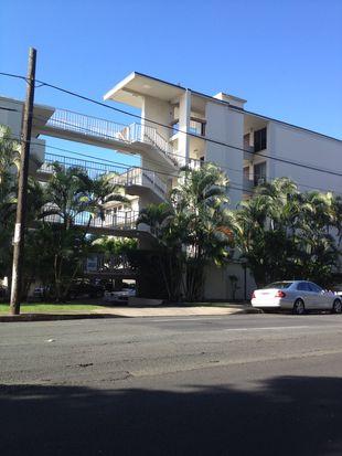 1737 S Beretania St APT 204B, Honolulu, HI 96826