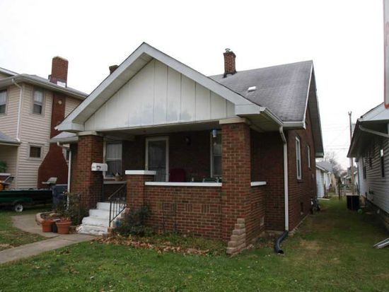 2317 Jackson St, Anderson, IN 46016