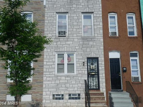 526 N Castle St, Baltimore, MD 21205