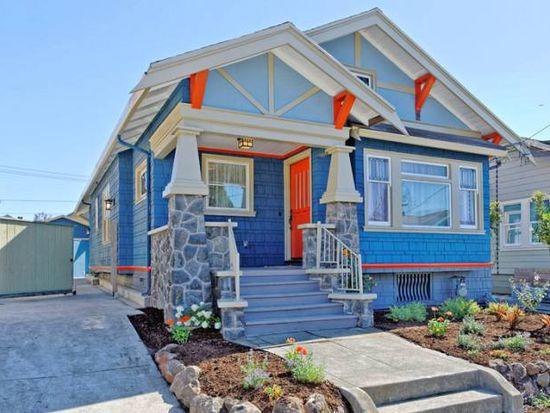 1011 Arlington Ave, Oakland, CA 94608