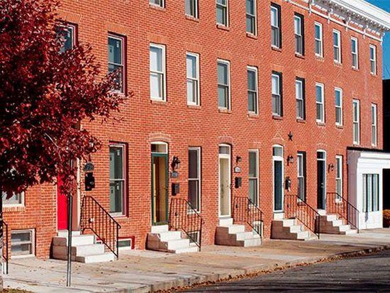 1034 Mcdonogh St, Baltimore, MD 21205