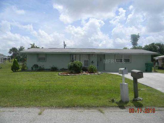 119 Sunnyside St NW, Port Charlotte, FL 33952