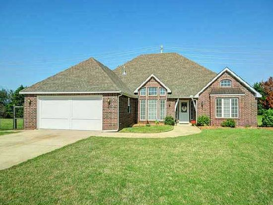 1108 N Circle Dr, Broken Arrow, OK 74012