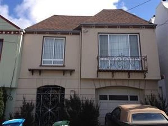 1926 21st Ave, San Francisco, CA 94116