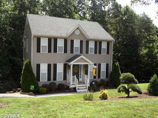 10031 Old Quarter Ln, New Kent, VA 23124
