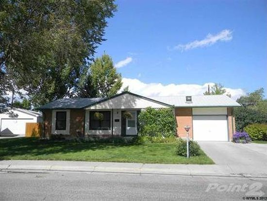1310 Rose Marie Dr, Riverton, WY 82501