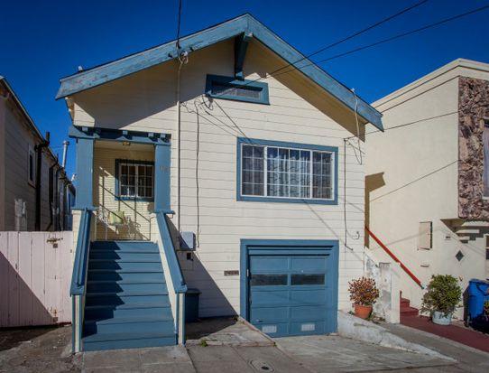 178 Peoria St, Daly City, CA 94014