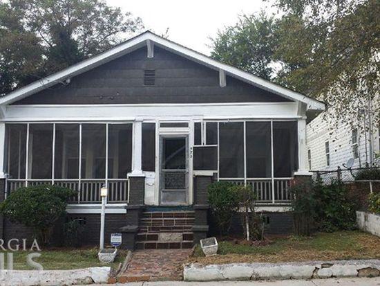 973 Palmetto Ave SW, Atlanta, GA 30314