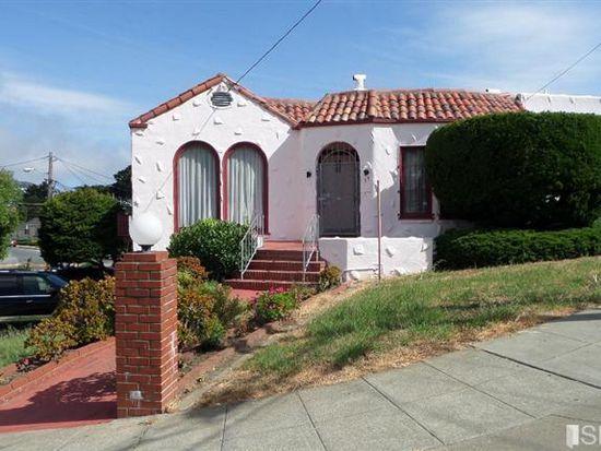 37 S Hill Blvd, San Francisco, CA 94112