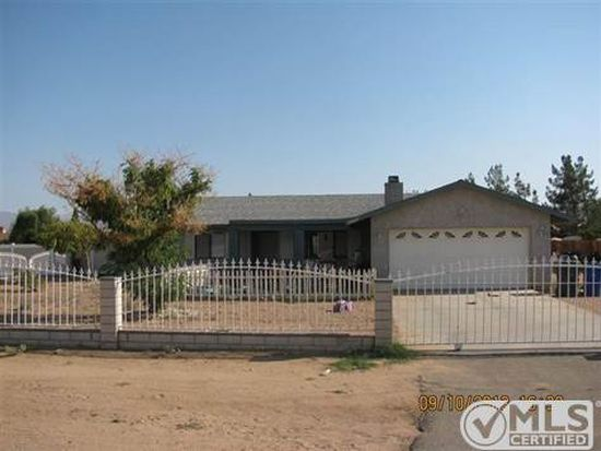 22281 Ramona Ave, Apple Valley, CA 92307