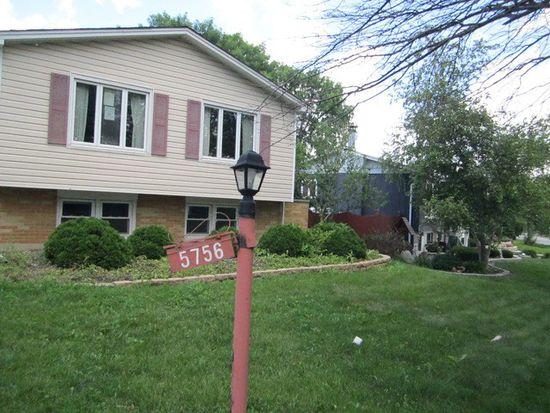 5756 Lancaster Dr, Oak Forest, IL 60452